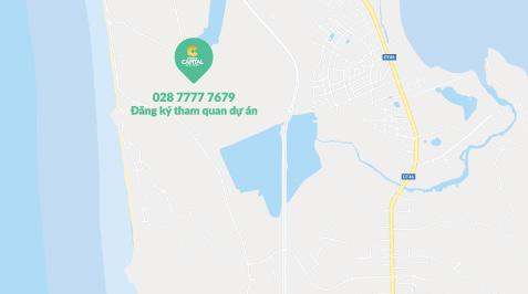 Bản đồ vị trí Meyhomes Capital Phú Quốc